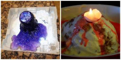 3 Ways To Make A Volcano Erupt !