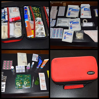 How to Put a First Aid Kit Together !