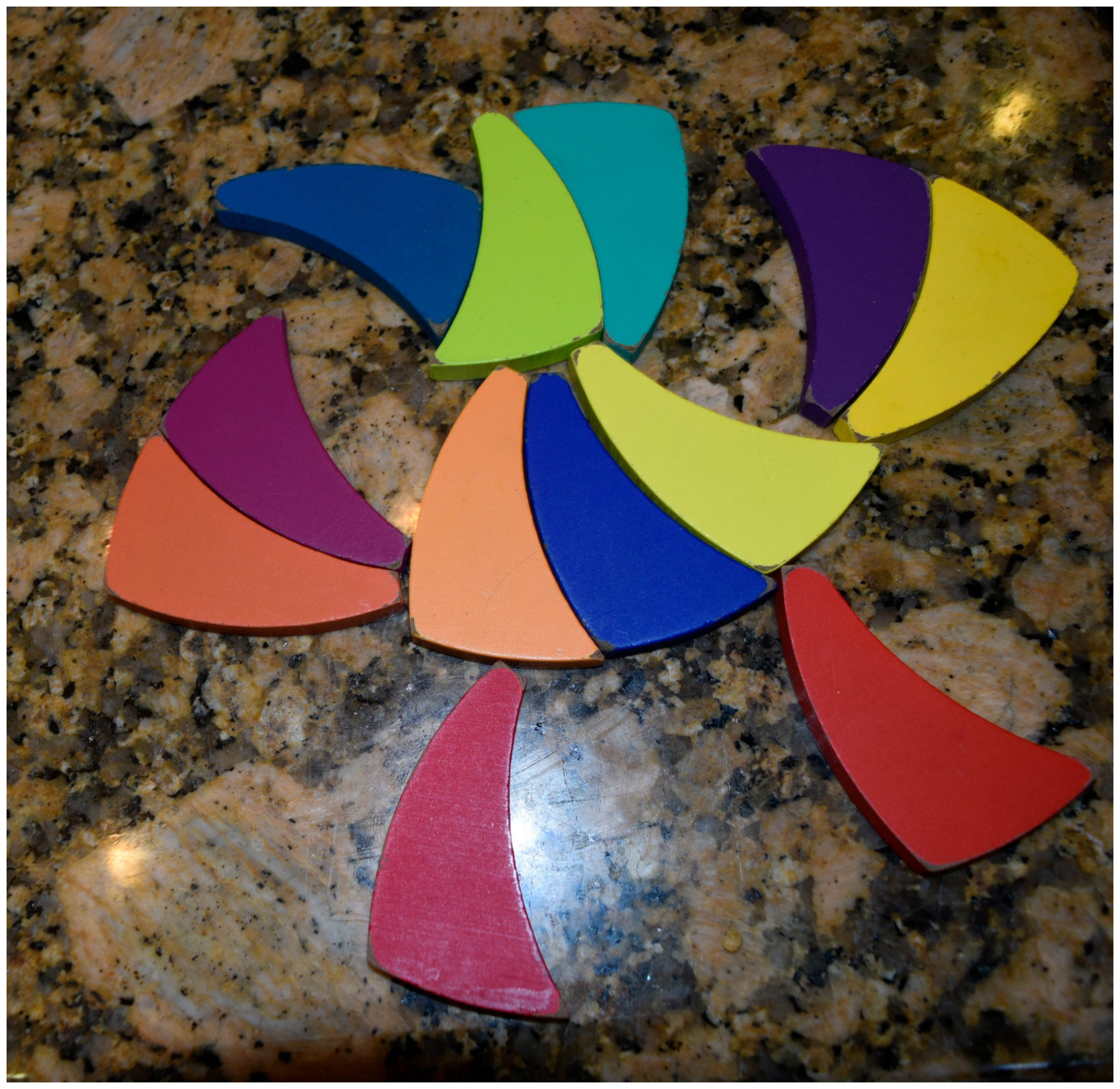 color wheel Elizabeth