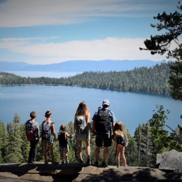 Great Lakes to Enjoy Around South Lake Tahoe