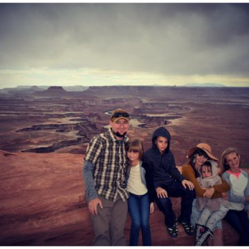 Canyonlands National Park with Kids