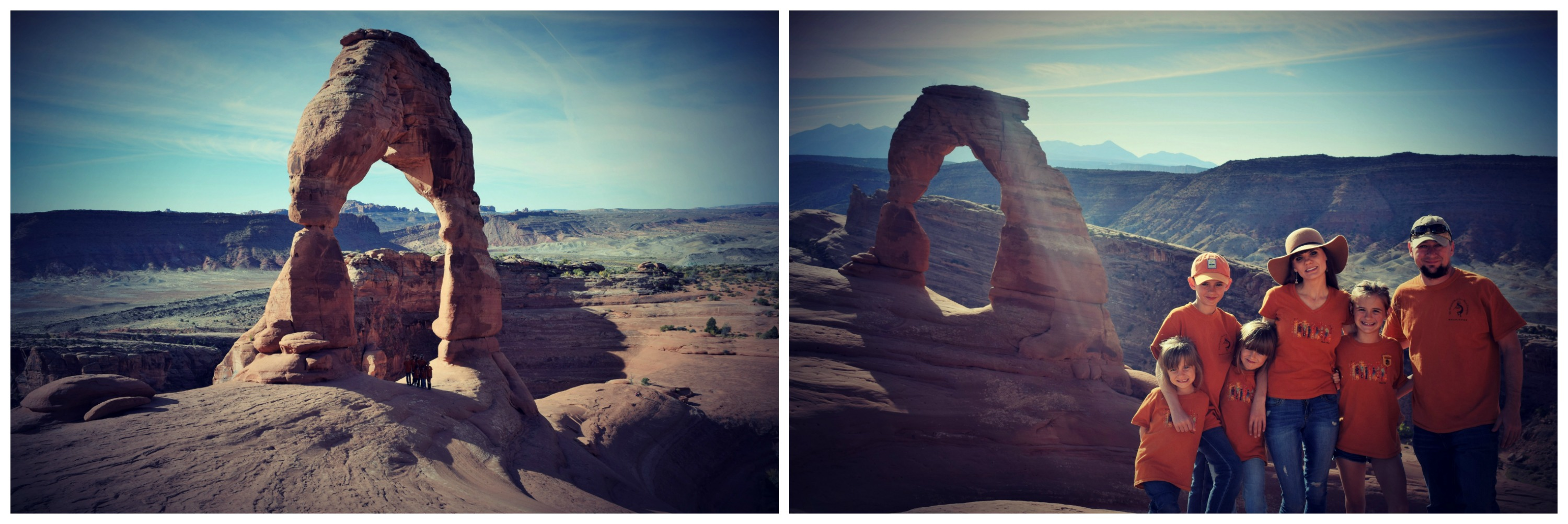 Delicate Arch and Beyond
