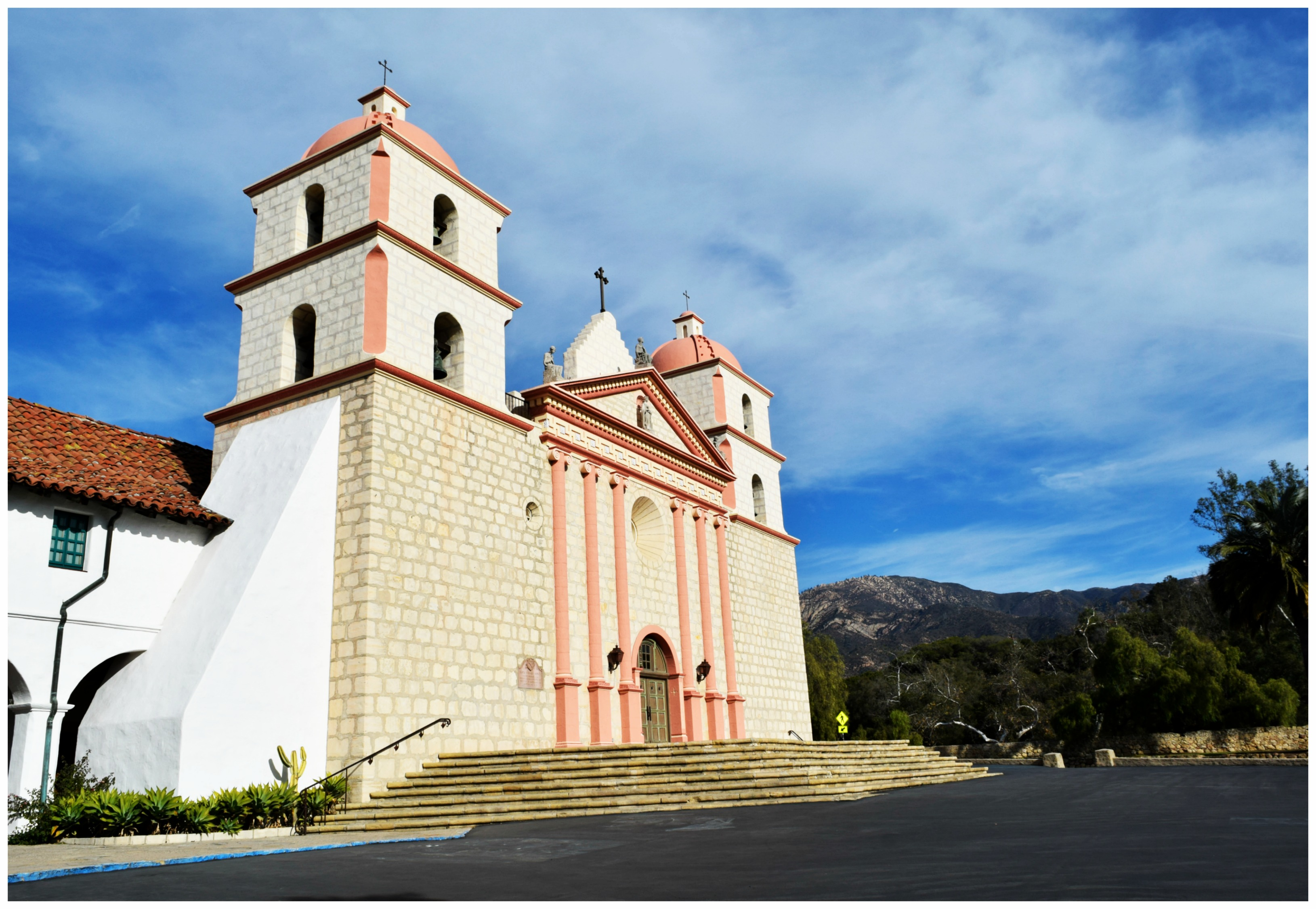 California mission style architecture -  Of Spanish Style Homes Mission Historic Park And Mission Rose Garden Which Will Make You Feel Like Your In A Place Far Away From California Which You