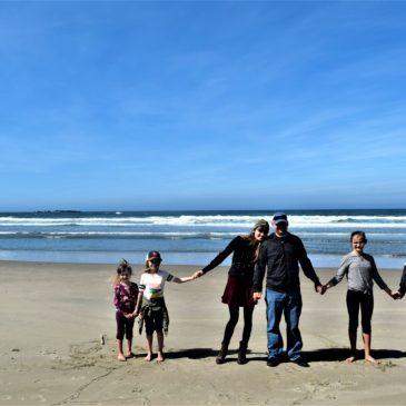 Total Eclipse Oregon Coast